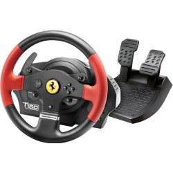 Thrustmaster T150 Force Feedback Racestuur Ferrari Edition