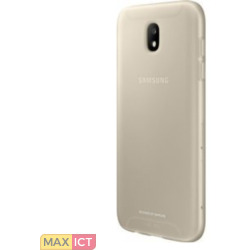 Samsung jelly cover goud voor Samsung Galaxy J5 2017