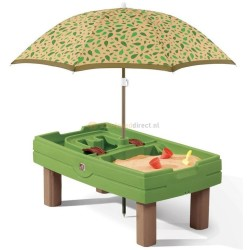 Step 2 Naturally Playful Zand en Watertafel Groen