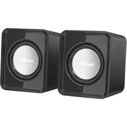 Trust Leto 2.0 Speakerset Zwart