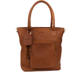 BURKELY Melany front compartment Shopper Light tan