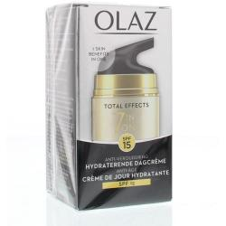 Olaz Total Effects 7 In 1 Dagcreme Spf15 (50ml)