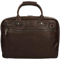 Castelijn Beerens Firenze Business Laptopbag 15.6 mocca