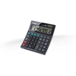 Canon AS 220rts 12 bureaucalculator