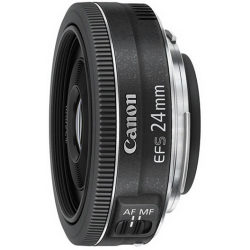 Canon EF S 24mm f 2.8 STM objectief