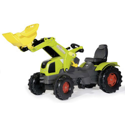 Rolly Toys Rolly FarmTrac Claas Traptractor met Frontlader