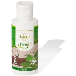 Stevija Stevia Vloeibaar Naturel (40ml)