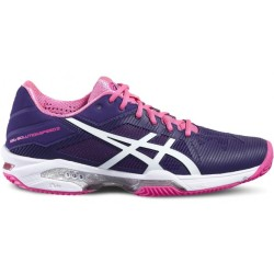 Asics Gel Solution Speed 3 Clay Dames Tennis schoen