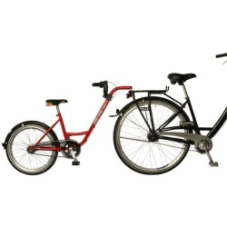 Roland Aanhangfiets Add Bike 20 Inch Junior 7V Rood