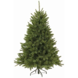 Triumph Tree Kunstkerstboom Forest Frosted Pine Groen 155cm