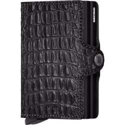 Secrid Twin Wallet Portemonnee Nile Black
