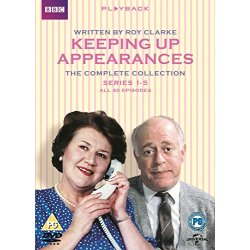 Keeping Up Appearances Series 1 5