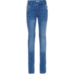 NAME IT Superstretch X slim Fit Jeans Heren Blauw