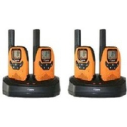 DeTeWe Outdoor 8000 Quad Case PMR walkie talkie