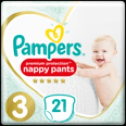 Pampers Premium Protection Pants Maat 3 (21st)