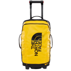 The North Face Rolling Thunder Trolley 40L Geel Zwart