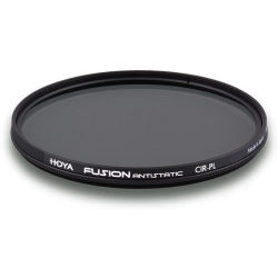 Hoya Fusion Antistatic professional CP filter 82mm