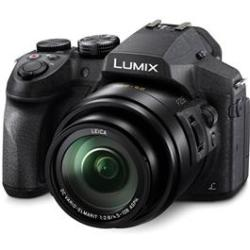 Panasonic compact camera Lumix DMC FZ300 Zwart