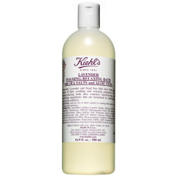 Kiehl's Lavender Foaming relaxing Bath With Sea Salts And Aloe Vera Badschuim