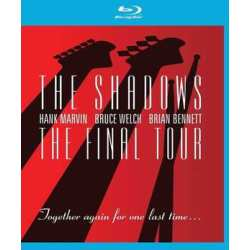 The Shadows The Final Tour (Blu ray)