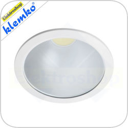 IP40 Led downlighter 50W 4000K voor gatmaat 220mm