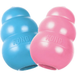 Kong Puppy Hondenspeelgoed Assorti M