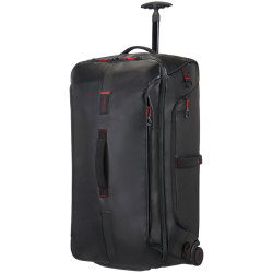 Samsonite Paradiver Light Duffle Wheels 79 Black