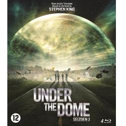 Under the dome Seizoen 2 (Blu ray)