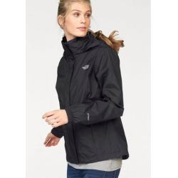 The North Face Resolve 2 Jacket Jas Dames Tnf Black