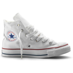 Converse All Stars Hoog Wit (Mt 35 t m 46) 35