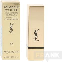 Yves Saint Laurent Rouge Pur Couture 52 Rosy Coral Lippenstift