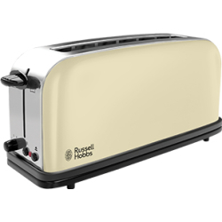Russell Hobbs Colours Plus 21395 56 Extra lange Broodrooster Creme