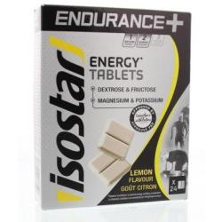 Isostar Endurance Energy Tablets Lemon 96gr