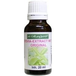 Cruydhof Stevia Wit Original (20ml)