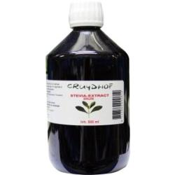 Cruydhof Stevia Extract Bruin (500ml)