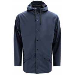 Rains Jacket 1201 Regenjas Unisex Blue