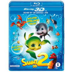 Sammy 1 2 (Blu ray)