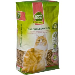 Happy Home Natural Bio Odour Control Kattenbakvulling 20 l