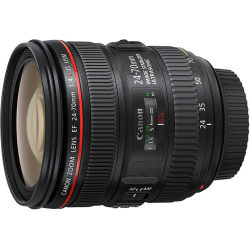 Canon EF 24 70mm f 4.0L IS USM objectief