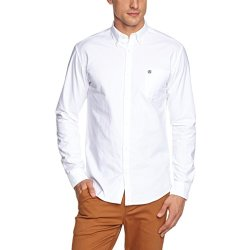 SELECTED Slhcollect Regular Fit Oxford Overhemd Heren White