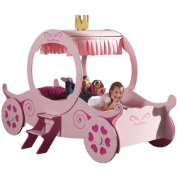 Bed Prinses Kate Car
