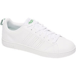Witte Advantage Clean adidas maat 7.5