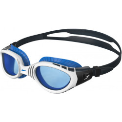 Speedo Futura Biofuse Flex Goggle Zwembril Unisex Blue Maat One Size