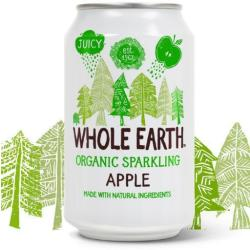 Whole Earth Sparkling Apple 330ml