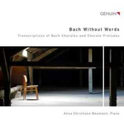 Bach Without Words