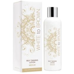 Whitetobrown Zelfbruiner Medium Lotion 250 ml