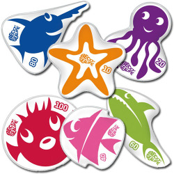 Duikfiguren Sealife Beco